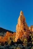 Rote Schlucht, Utah stockbilder