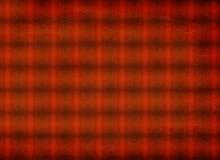 Rote Schmutzform 3 stock abbildung