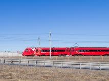Rote Serie Lizenzfreies Stockfoto