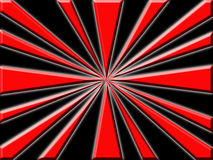 Rote Streifen Lizenzfreie Stockfotografie