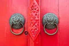 Rote Tür Stockbilder