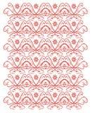 Rote Tapete Stockbilder