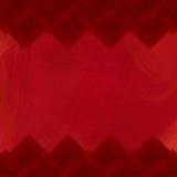 Rote Tapete Stockfotografie