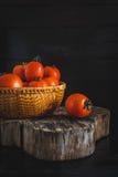 Rote Tomaten Lizenzfreie Stockfotografie