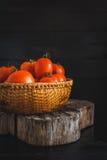 Rote Tomaten Stockbild
