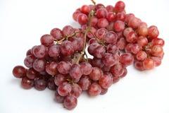 Rote Trauben Stockbild