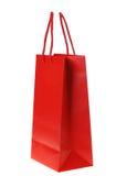 Rote Verpackung Stockfoto