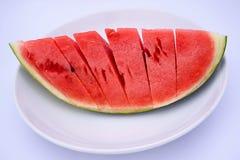 Rote Wassermelone lizenzfreies stockbild