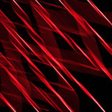 Rote Zeilen des Hintergrundes Lizenzfreie Stockfotos