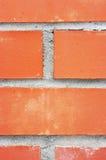 Rote Ziegelsteine Stockbild