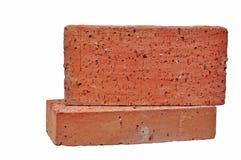 Rote Ziegelsteine Stockbilder