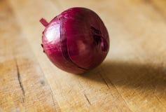 Rote Zwiebel eine Lizenzfreies Stockbild