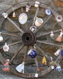 Rotella decorativa Fotografia Stock Libera da Diritti