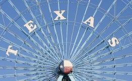 Rotella del Texas Ferris Immagini Stock