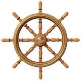 Rotella della nave illustrazione di stock