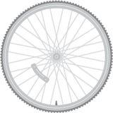 Rotella di bicicletta Immagini Stock