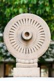 Rotella di Buddhism Fotografia Stock