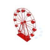 Rotella di Ferris illustrazione di stock