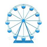 Rotella di Ferris royalty illustrazione gratis