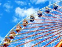 Rotella di Ferris fotografia stock