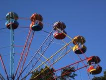 Rotella di Ferris Immagini Stock Libere da Diritti
