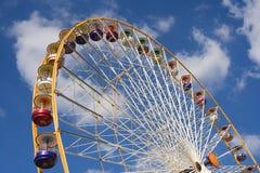 Rotella di Ferris fotografie stock
