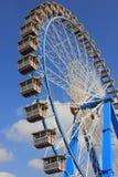 Rotella di Ferris al Oktoberfest fotografie stock