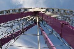 Rotella di Ferris alta Fotografia Stock Libera da Diritti