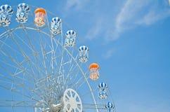 Rotella di Ferris brillantemente colorata Immagine Stock