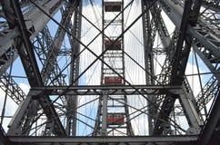 Rotella di Ferris gigante Fotografia Stock