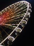 Rotella di Ferris gigante Fotografie Stock Libere da Diritti