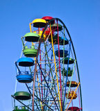 Rotella di Ferris variopinta Immagini Stock
