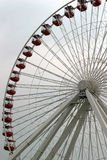 Rotella di Ferris - verticale Immagine Stock