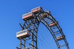 Rotella di Ferris Vienna immagine stock