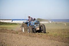 4 Rotella-Guidi il trattore #5 Fotografie Stock