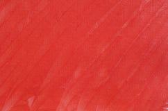 Roter Ölfarbehintergrund Stockbilder