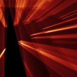 Roter abstarct Shinehintergrund Lizenzfreies Stockbild