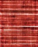 Roter abstrakter Art Painting Stockfotos