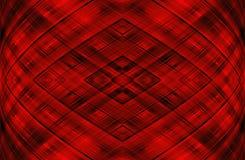 Roter abstrakter Hintergrund Stockbild