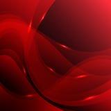 Roter abstrakter Hintergrund Stockfotos