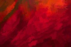 Roter abstrakter Kornhintergrund Lizenzfreie Stockbilder