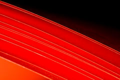 Roter abstrakter Papierhintergrund A4 Stockfotografie