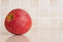Roter Apfel Lizenzfreies Stockbild
