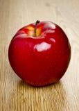 Roter Apfel Stockfoto