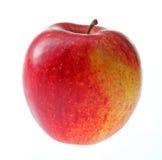 Roter Apfel. stockfoto