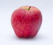 Roter Apfel zwei Stockbilder