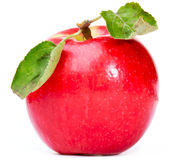 Roter Apple Stockfotos