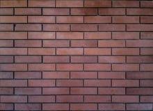 Roter Backsteinmauerbeschaffenheitshintergrund stockfotografie