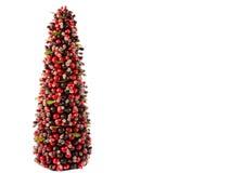 Roter Beeren-Baum Lizenzfreie Stockfotografie