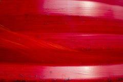 Roter Behältermetallbeschaffenheitshintergrund Stockbilder